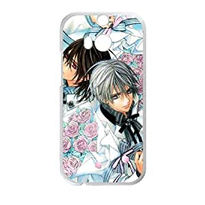 Funny Vampire Knight HTC One M8 Cell Phone Case White Cool Witty Humor Maverick CYGJ6315832360