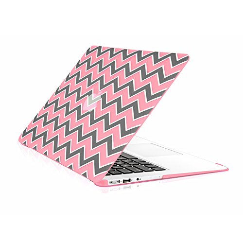 TOP CASE Chevron Rubberized Compatible
