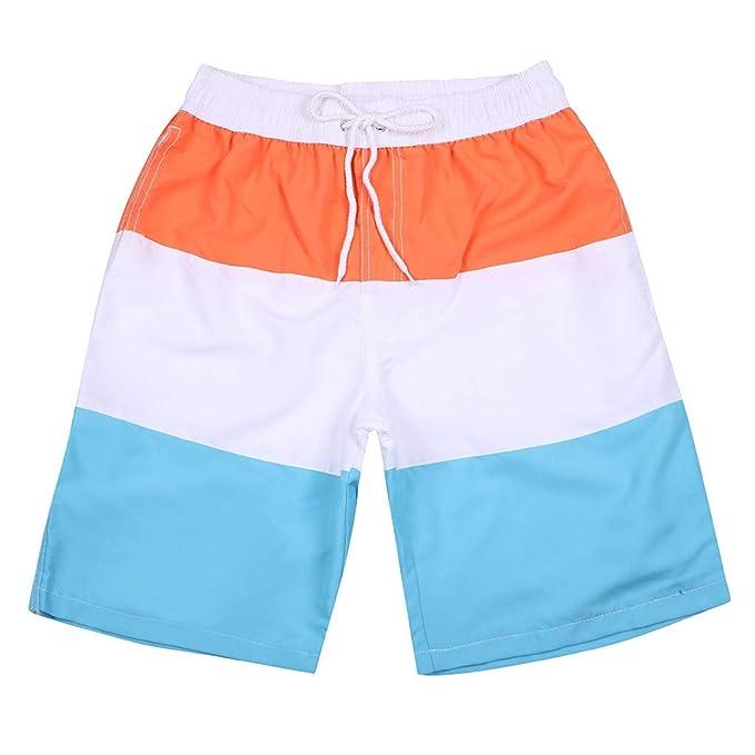 39bbac01429971 PLENTOP Beach Shorts for Men Tall, Running Shorts Men Tall,Men Gym Shorts,