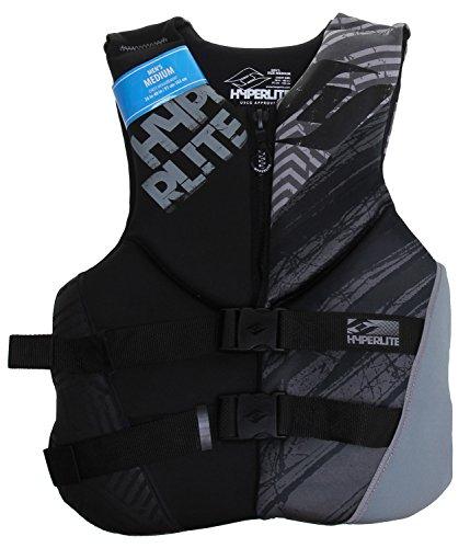 Hyperlite Neo Wakeboard Vest Grey Mens Sz XL