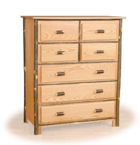 Hickory Log Dresser - 4