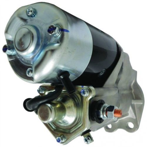 All States Ag Parts Parts A.S.A.P. Starter - Denso Style OSGR (16656) Compatible with John Deere 1250 1450 1050 1650 CH12096 Yanmar 121420-77010 121420-77011