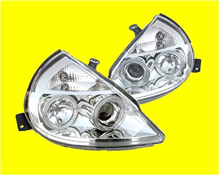 Ford Ka Angel Eye Projector Headlights