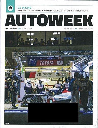 Magazines : Autoweek
