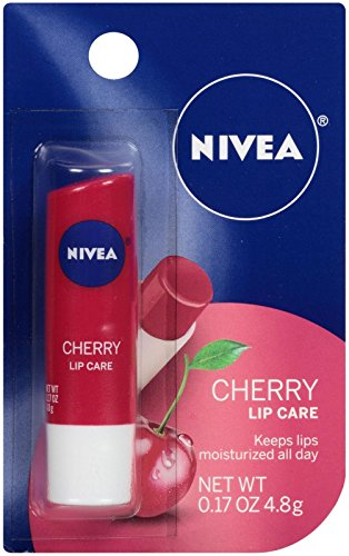 Nivea Lip Care A Kiss of Flavor Lip Care Stick - Cherry