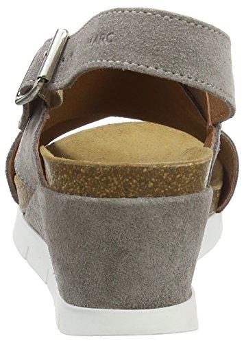 Marc Shoes Lexi - Sandalias Mujer Gris - Grau (grey 150)
