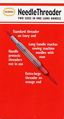 CottageCutz 2-in-1 Needle Threader