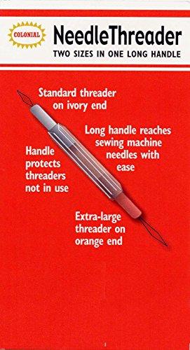 CottageCutz 2-in-1 Needle Threader