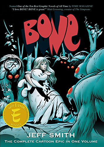 - Bone: The Complete Cartoon Epic in One Volume