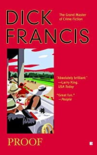 Proof by Dick Francis ebook deal
