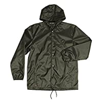 Imperial Motion Men's NCT Vulcan Coaches Jacket, Olive, Small