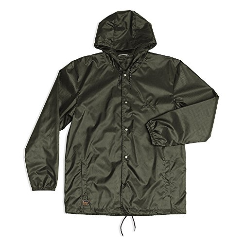 Imperial Motion Men's NCT Vulcan Coaches Jacket, Olive, Small ()
