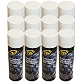 Zep Commercial Smoke Odor Eliminator, Case of 12-16oz. Aerosol Cans, Non-Toxic Formula Removes Nasty Odors by Encapsulateing The Molecules (ZUSOE16)