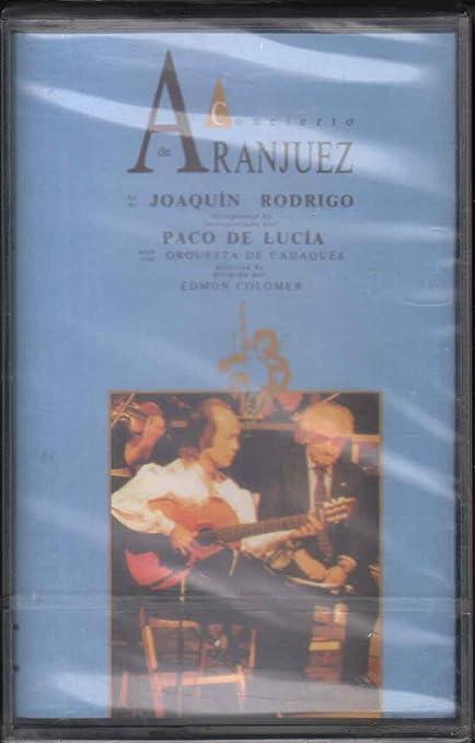 Concerto de Aranjuez : Paco de Lucia: Amazon.es: Música