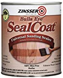 zinnser seal coat - Rust-Oleum Zinsser 854 1-Quart Bulls Eye Sealcoat Universal Sanding Sealer