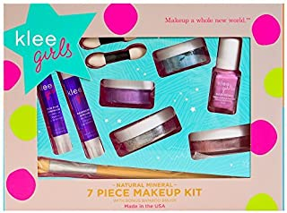 product image for Luna Star Naturals Klee Girls 7-Piece Kit with Up and Away Bonus Bamboo Brush