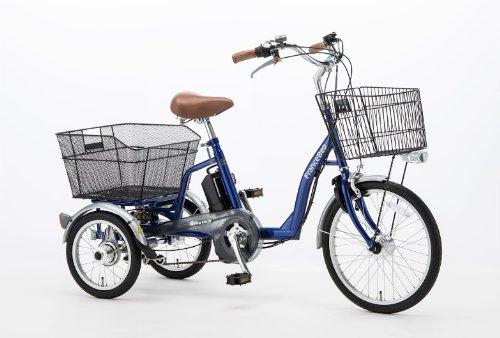 フランスベット Reha tech(リハテック) 電動アシスト三輪自転車 ASU-3WT3 B00AYS0PUI