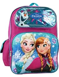 Disney Frozen 16 Large Backpack