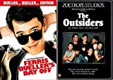 The Outsiders & Ferris Bueller's Day Off DVD Double Feature 80's Classic Coming Of Age