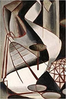 Return to Reason (Man Ray) Cubism Art: Blank 150 page lined journal for your thoughts, ideas, and inspiration.