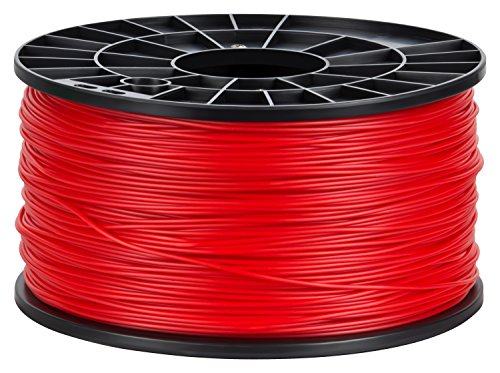 8 opinioni per NuNus Flexible Rubber 1KG 3D Stampante Filamento- 1,75mm (rosso)