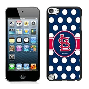 Ipod Touch 5 Case MLB St Louis Cardinals 2 Amazed Cool Design Cover in Electronics