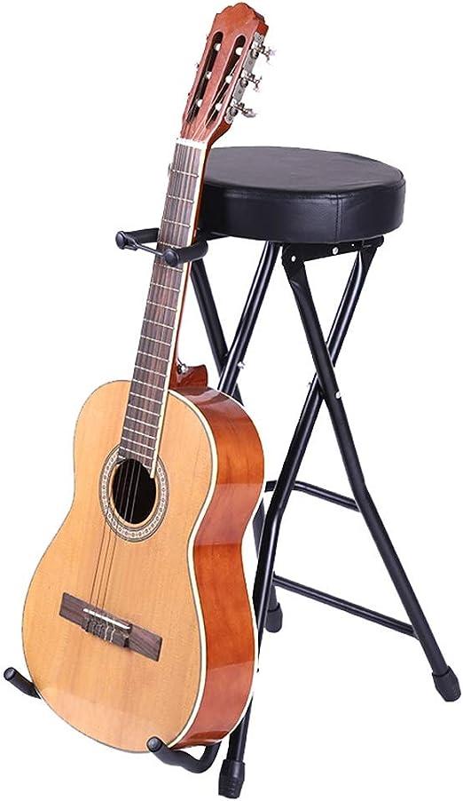 HIIMODER33 Taburete for Guitarrista en el Escenario, Asiento de ...