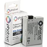 Photive Original LP-E8 Ultra High Capacity Li-ion Battery for Canon T2i and T3i (Canon LP-E8 Replacement)