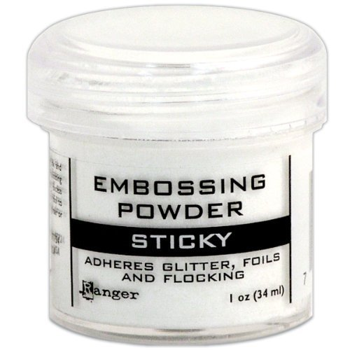 Best sticky embossing powder ranger to buy in 2019