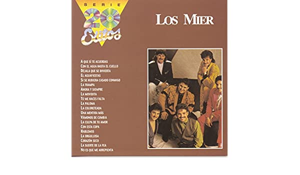 Déjala Que Se Divierta by Los Hermanos Mier on Amazon Music