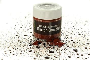 colorant alimentaire en poudre chocolat 10g - Colorant Alimentaire En Poudre