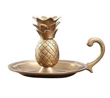 Manuel Bougie Laiton Haut Sarazong Ananas Support De En Gamme oeQWBErdCx