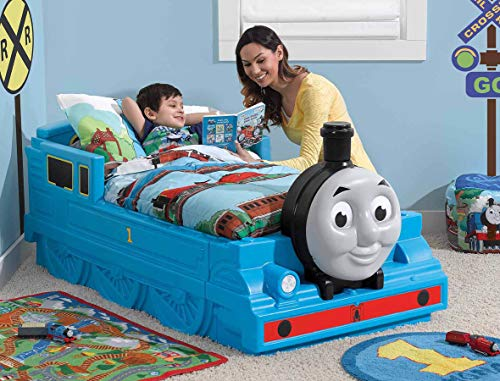 Step2 Thomas The Tank Engine Toddler Bed 1