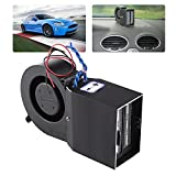 Car Heater Cool Fan-Car Vehicle Heater Heating Cool Fan Automobile Demister Heater Windscreen Demister Defroster 12V Portable (#1)