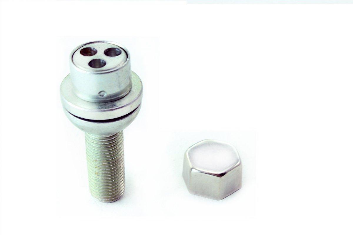 LOCKING WHEEL NUTS /& BOLTS M14x1.5 AL3R AUQ7