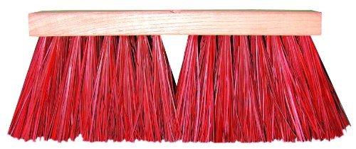 Magnolia Brush 1516-P Street Broom, Dyed Palmyra Stalk Bristles, 6-1/4