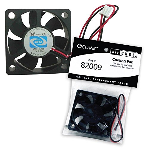 Oceanic Systems Inc. Biocube Replacement Fan For 8 & 14 Gall