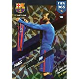 FIFA 365 2018 - LIONEL MESSI MILESTONE CARD, PANINI ADRENAYLN XL REAL MADRID #105
