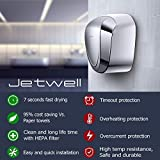 JETWELL 2Pack High Speed Commercial Automatic Eco
