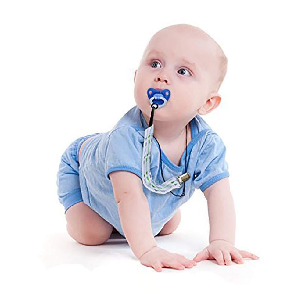 ❤️ Mealeaf ❤️ Infant Kids Baby Girls Swimwear Stars Stripe Straps Swimsuit Bathing Bikini Set (Multicolor,100)