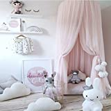 Uarter Baby Dome Bed Canopy Mesh Gauze Kids Bed