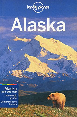 Lonely Planet Alaska, English edition (Country Regional Guides)