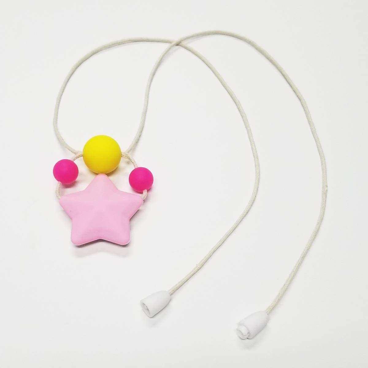 ADHD BPA Free /& Durable Oral Motor Girls Girls Designed for Autism Oral Sensory Chew Toys Teether Necklace Chewing Necklace Teething Necklace for Children Sensory Chew Necklace for Kids