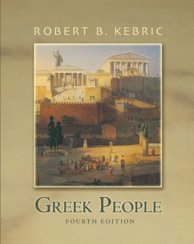 Greek People by McGraw-Hill Humanities/Social Sciences/Languages