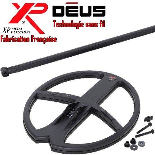 Metal Detectors Xp-Detector De metales Deus Dd-Disco De 34 X 28 Cm, equipado De su Protector De disco: Amazon.es: Bricolaje y herramientas
