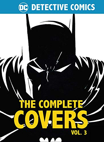 Pdf Graphic Novels DC Comics: Detective Comics: The Complete Covers Vol. 3