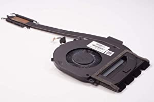 FMS Compatible with L20818-001 Replacement for Hp Thermal Module 15-CR0053WM 15-CR0037WM 15-CR0051CL