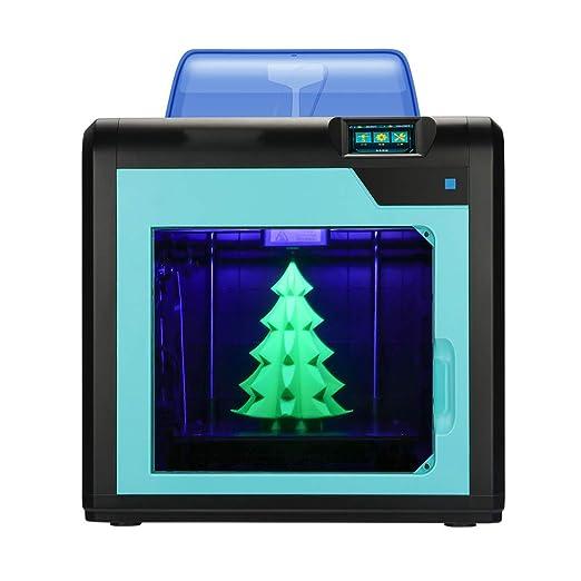 Impresora 4Max Pro 3D Tamaño de impresión 270X205x205 mm con placa ...