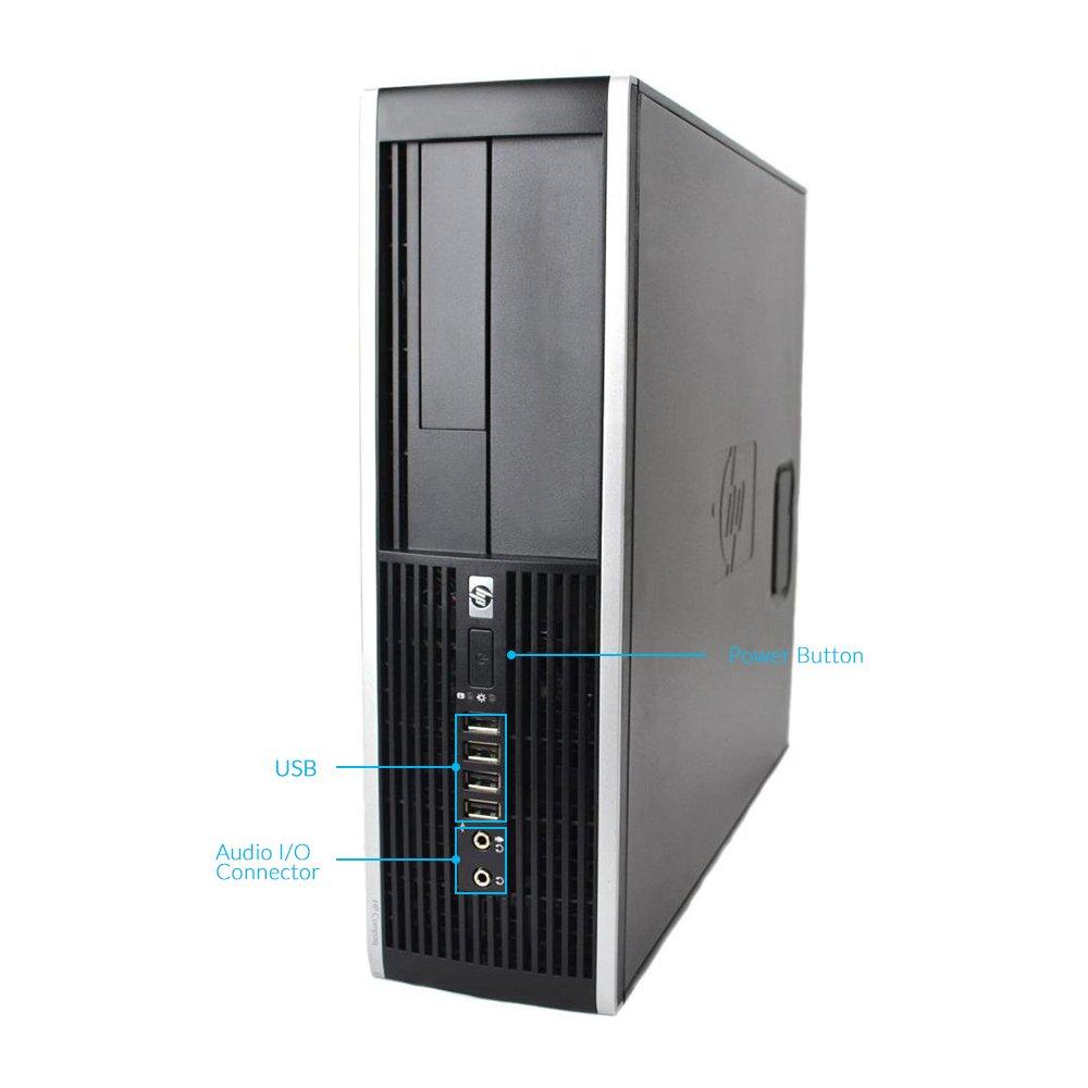 HP 8100 Elite Desktop (Intel Core i5-650 3 2GHz, 8GB DDR3, 500GB HDD  Desktop)