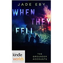 The 100: When They Fell (Kindle Worlds Novella)